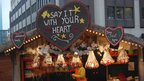 Birmingham Frankfurt Christmas Market celebrates its 10th anniversary