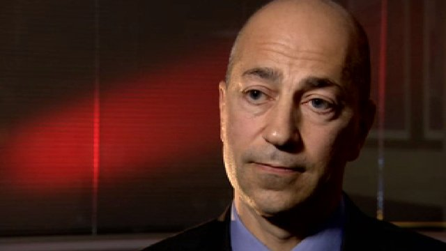 Arsenal chief executive Ivan Gazidis