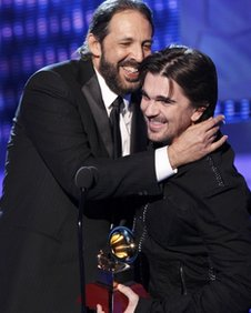 Juan Luis Guerra and Juanes