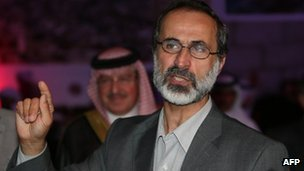 Ahmed Moaz al-Khatib