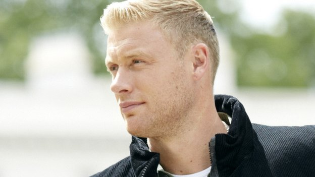 Cricketer Andrew Flintoff's battle with bulimia - CBBC ...
