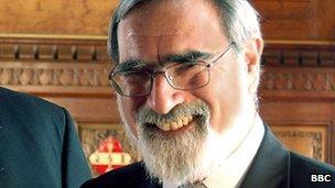 Chief Rabbi Sacks