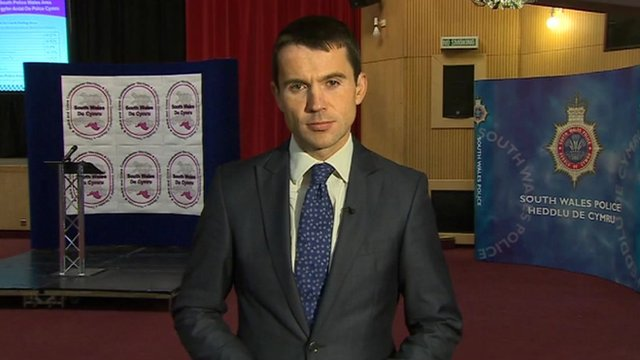 The BBC's Wales correspondent Hywel Griffith
