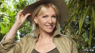 I'm a Celebrity contestant Nadine Dorries MP