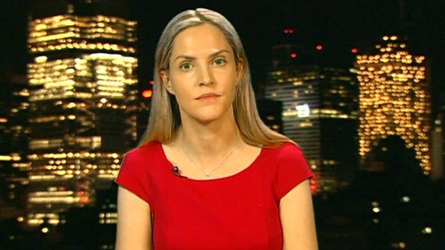 Former MP for Corby, Louise Mensch