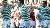 Celtic were 2-0 winners at Pittodrie