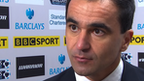 Wigan manager Roberto Martinez