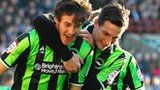 Will Buckley and Lewis Dunk