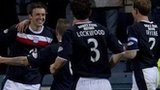 Dundee were impressive as they eased to a 3-1 win over Hibs