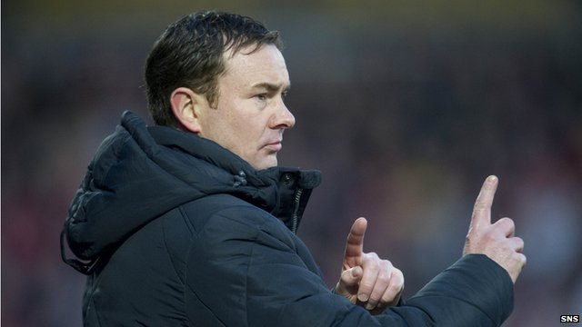 Derek Adams like quick thinking players
