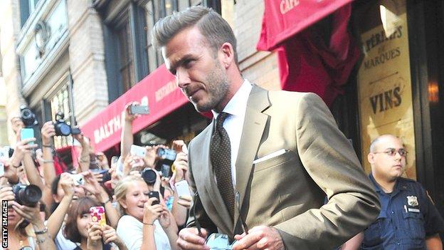 Judi Online: Siapa Perintis Berikutnya David Beckham?