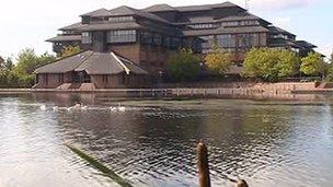 Cardiff Council HQ