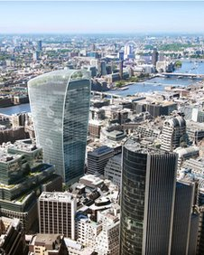 Walkie Talkie (artist's impression)