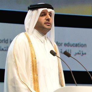Dr Abdulla bin Ali Al-Thani