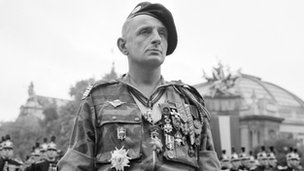 General Bigeard in military uniform (undated)