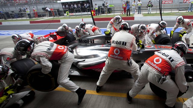 Pit Stop Perfection Formula 1 Teams Reveal Their