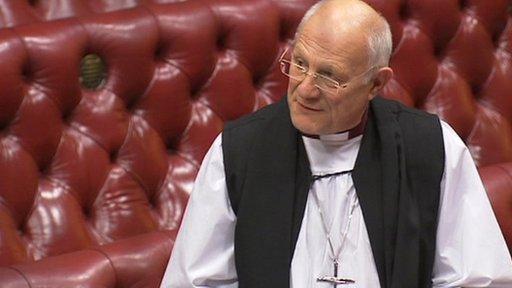 The Bishop of Bath and Wells