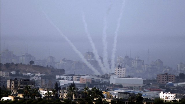 Gaza, 2012
