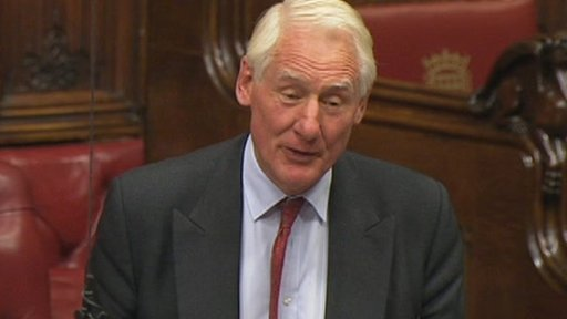 Crossbench peer Lord Butler of Brockwell