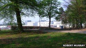 Royal Hospital in Larbert