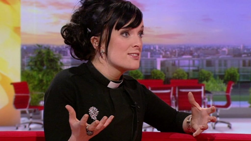 The Reverend Sally Hitchiner