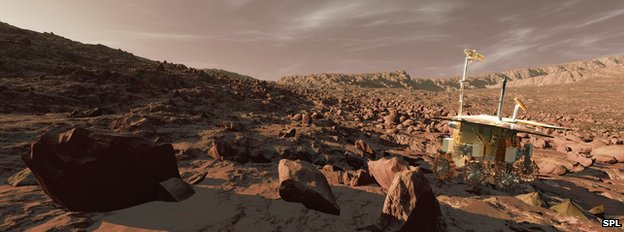 > Russia to join European Mars missions - Photo posted in The Faculty of Science | Sign in and leave a comment below!