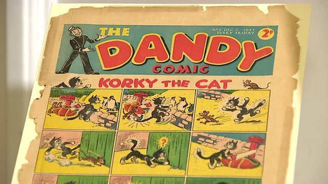 dandy issue two