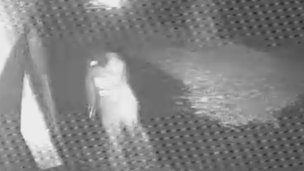 CCTV footage