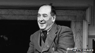 CS Lewis in 1950.