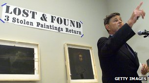 San Francisco museum has stolen art returned