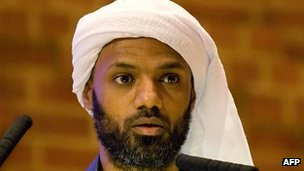 Former Guantanamo Bay detainee Binyam Mohamed