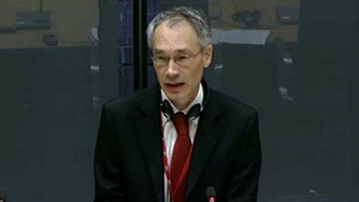 Dr Hugo Van Woerden, Public Health Wales