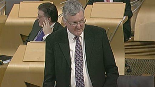 Tourism Minister Fergus Ewing