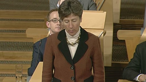 Scottish Conservative MSP Liz Smith