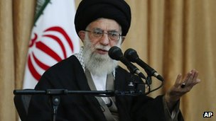 Ayatollah Ali Khamenei (October 2012)