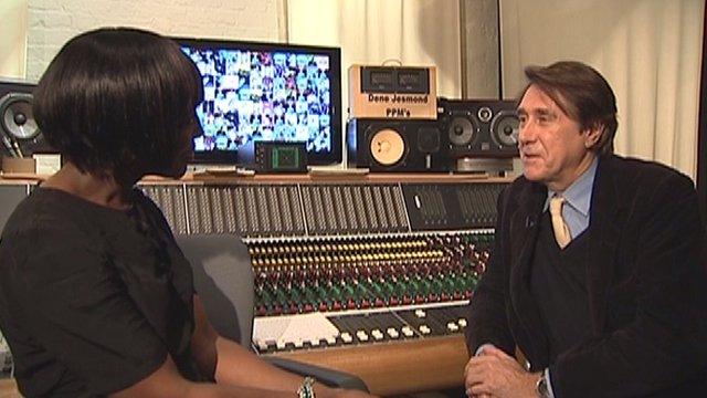Bryan Ferry talks to Brenda Emmanus