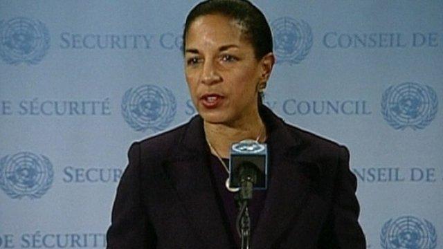 Ambassador Susan Rice