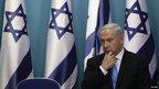 Israeli Prime Minister Benjamin Netanyahu. 21 Nov 2012