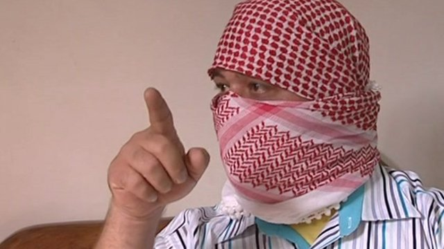 Abu Ahmed, Free Iraqi Army