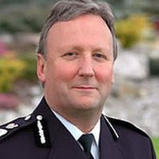 Chief Constable Colin Port (pick courtesy:  Avon and Somerset Police)