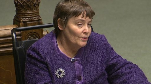 Labour MP Dame Anne Begg