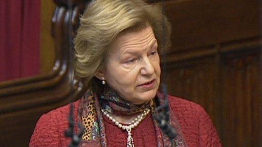 Baroness Nicholson