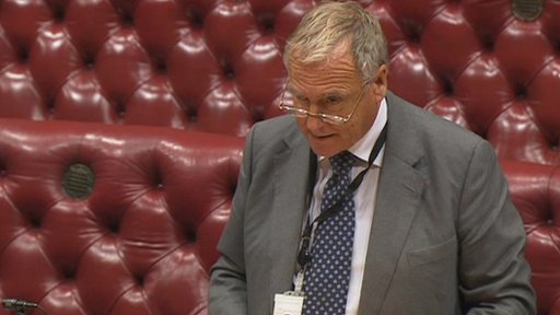 Home Office Minister Lord Henley