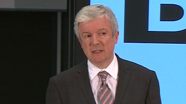 BBC&#039;s new director general Tony Hall