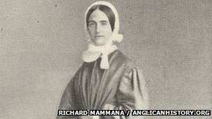 Elizabeth Ferard (used by permission of Richard Mammana / Anglicanhistory.org)