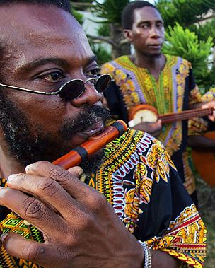 Musicians on BVI