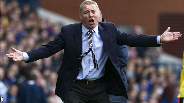 Ally McCoist