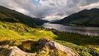 Loch Lomond in autumn