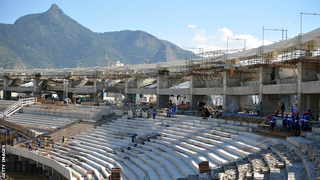 Maracana Stadium