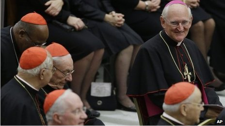Cardinals wear red hats to symbolise their readiness to shed their blood for their faith
